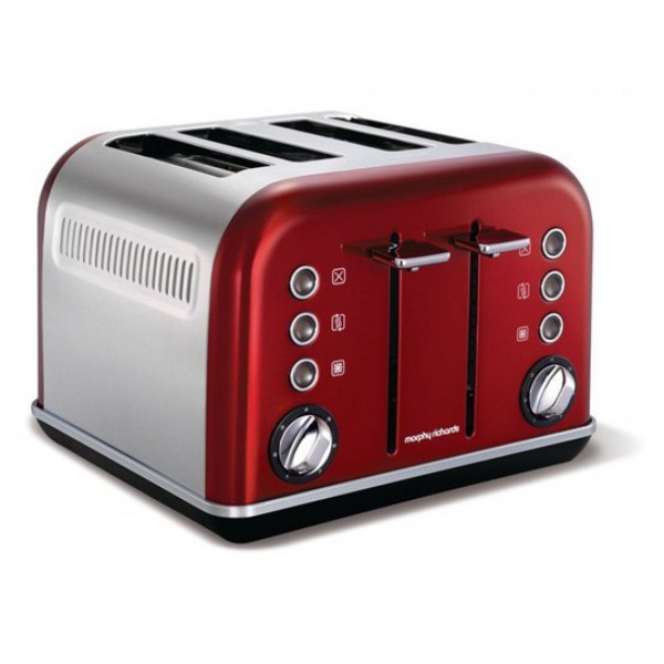 Hriankovač Accents 4S Red Morphy Richards