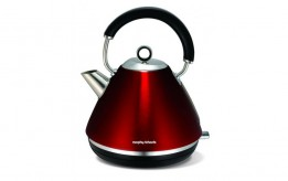 Kanvica Accents retro Red Morphy Richards
