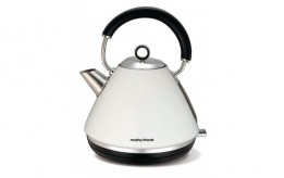 Kanvica Accents retro White Morphy Richards