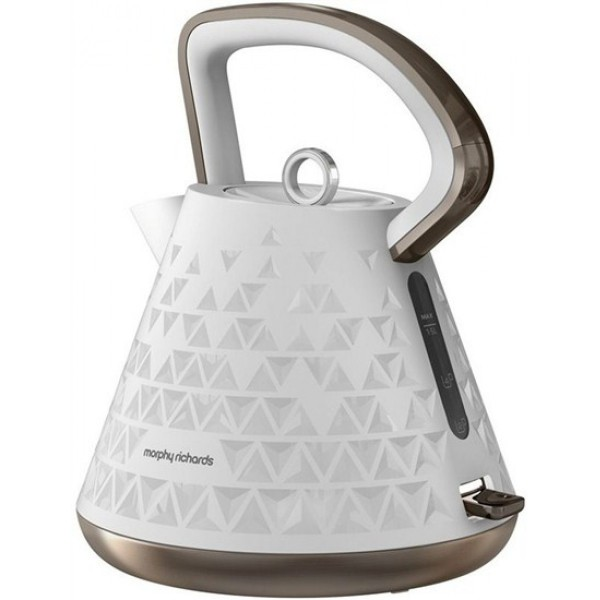 Kanvica retro Prism White Morphy Richards